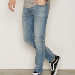 Levis 512 Slim Taper Fit Jukebox Farkut Denim