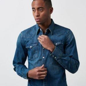 Levi's Barstow Western Shirt Sandy Tint Mid