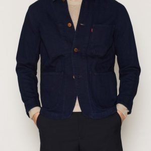 Levis Engineers Coat 2.0 Takki Blue