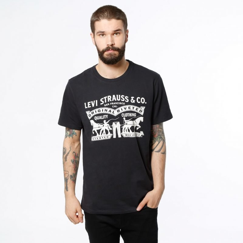 Levi's Graphic Set-In 2 Horse -t-paita