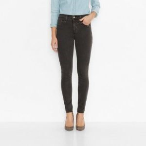 Levis HIGH RISE SKINNY COUPE SKINNY TAILLE Denim