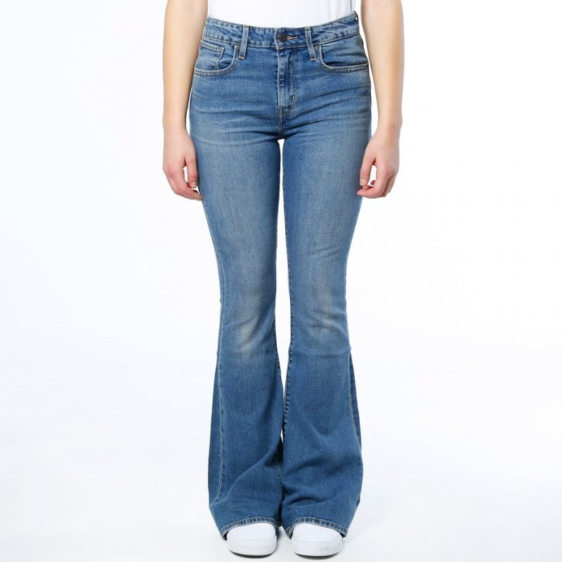 Levi's High Rise Flare -jeans