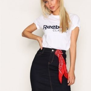 Levis New Workwear Skirt Midihame Black