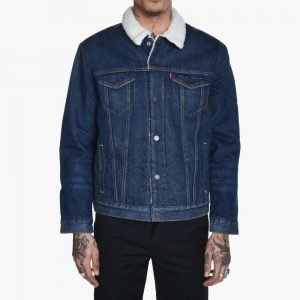 Levis RedTab The Sherpa Trucker Jacket