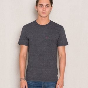 Levi's Sunset Pocket Tee Ebony Tri - Blend