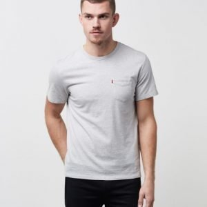 Levi's Sunset Pocket Tee Lunarock