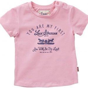 Levi's T-paita Bridget Framboise/Raspberry Pink