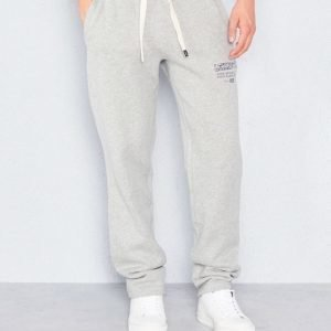Lexington Brandon Jersey Pants Heather Grey Melange