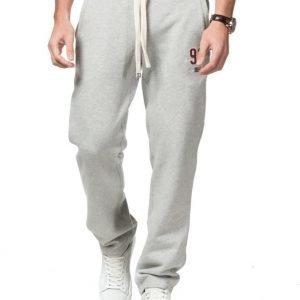 Lexington Brandon Jersey Pants Warm Grey Melange
