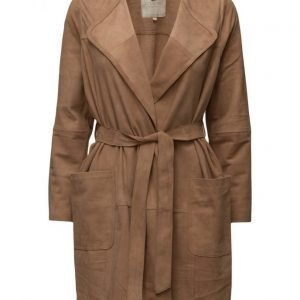 Lexington Company Callie Suede Coat päällystakki