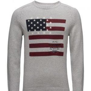 Lexington Company Dylan Sweater pyöreäaukkoinen neule