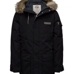 Lexington Company Madison Down Parka Fake Fur parkatakki
