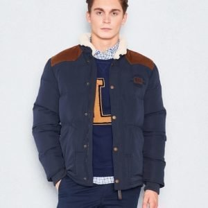 Lexington Elijah Down Jacket Deep Marine Blue