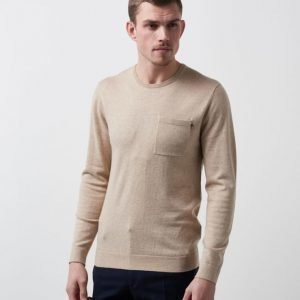 Lexington Jeff Crewneck Safari Beige