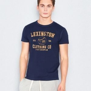 Lexington Justin Tee Deepest Blue