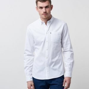 Lexington Kyle Oxford Shirt Bright White
