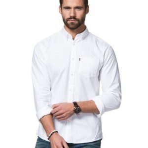 Lexington Kyle Oxford Shirt Classic White