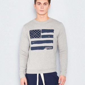 Lexington Lucas Sweatshirt Heather Grey Melange