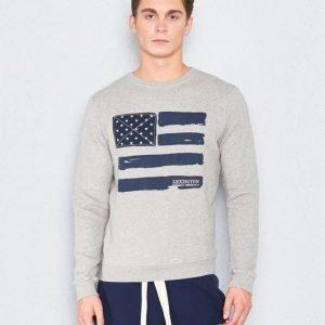 Lexington Lucas Sweatshirt Heather Grey Melange