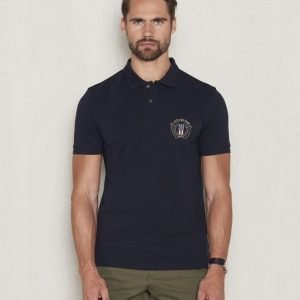 Lexington Oscar Polo Deep Marine Blue