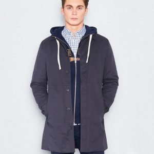 Lexington Thomas Coat Deep Marine Blue