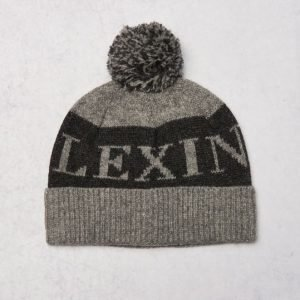 Lexington Toledo Beanie Heather Grey Melange