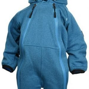 Lindberg Fleecehaalari Vauvan Blue Vinröd