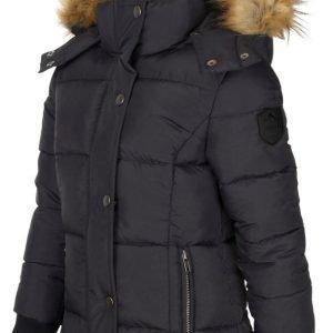 Lindberg Vettähylkivä takki Seefeld Black