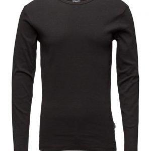Lindbergh Basicteeo-Neckl/S pitkähihainen t-paita