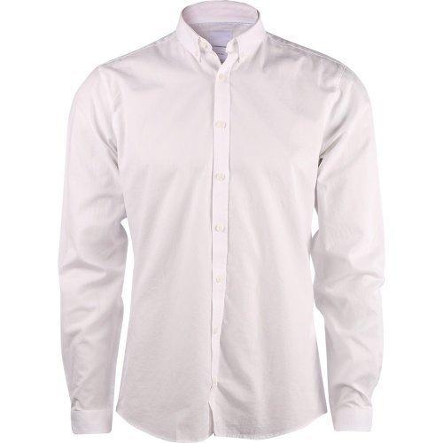 Lindbergh Oxford shirt White