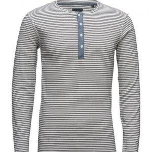 Lindbergh Stripedgranddadl/S pitkähihainen t-paita