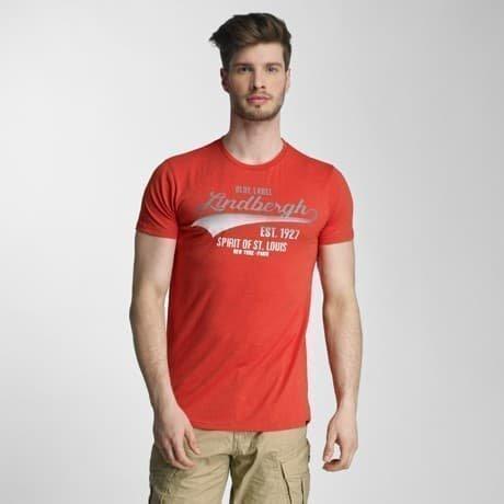 Lindbergh T-paita Punainen