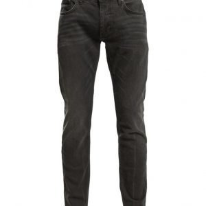 Lindbergh Tapered Fit Jeans Iron Grey regular farkut