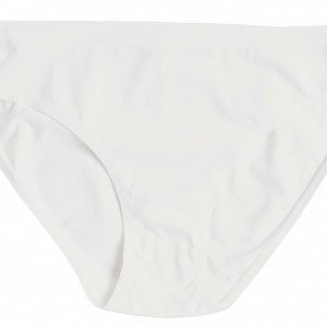 Lindex Bikini Regular Alushousut Valkoinen