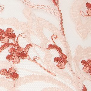 Lindex Bralette Rintaliivit Vaaleanpunainen