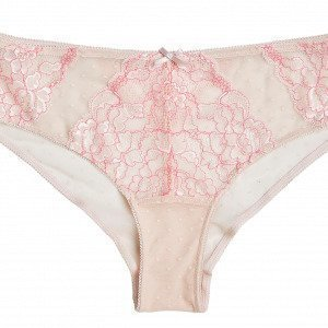 Lindex Brazilian Low Alushousut Vaaleanpunainen