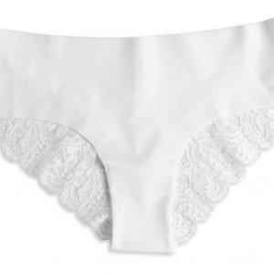 Lindex Brazilian Low Alushousut Valkoinen
