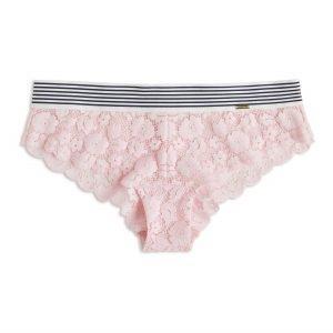 Lindex Brazilian Malliset Alushousut Vaaleanpunainen