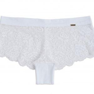 Lindex Brazilian Regular Alushousut Valkoinen
