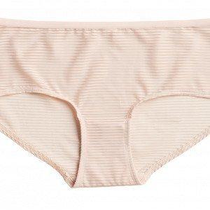 Lindex Classic Regular Alushousut Vaaleanpunainen