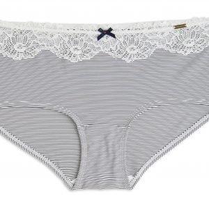 Lindex Classic Regular Alushousut Valkoinen