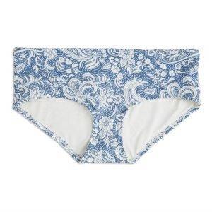 Lindex Classic Regular Bikinihousut Sininen