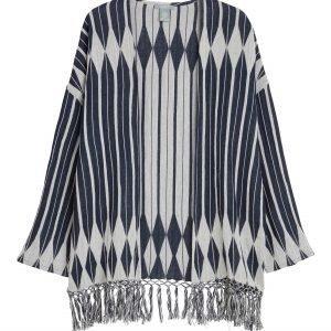 Lindex Kimono Jossa Hapsut Sininen