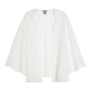 Lindex Kimono Valkoinen