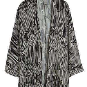 Lindex Kimonotakki Beige