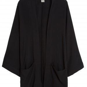Lindex Kimonotakki Musta