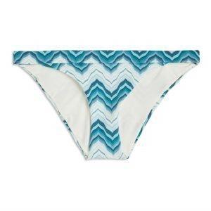 Lindex Low Bikinihousut Sininen