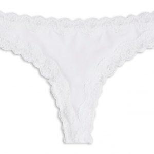Lindex Low Tangat Valkoinen