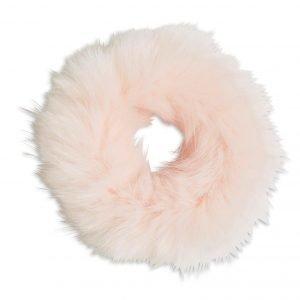 Lindex Pörröinen Hiuslenkki Vaaleanpunainen