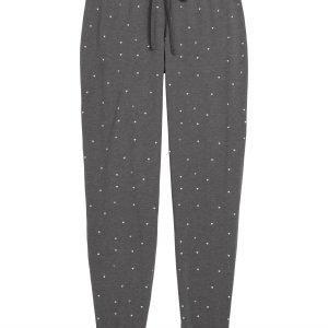 Lindex Pyjamahousut Harmaa